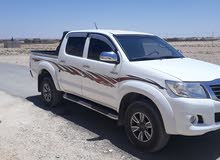 Toyota Hilux car for sale 2014 in Ma'an city