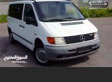 Available for sale! 1 - 9,999 km mileage Mercedes Benz Vito 2002