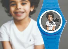 للطلب والإستفسار وتساب ساعات اطفال تصميم الاسم والصوره حسب الطلب