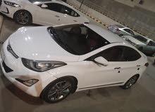 Hyundai Elantra car for sale 2015 in Al Riyadh city