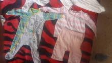 ملابس اطفال بحال الجديد القطعة دينارين