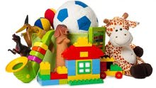 ألعاب أطفال في حالة ممتازة.+من يشتري 3 ألعاب 1هدية مجانية