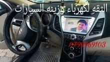 شاشات لجميع السيارات