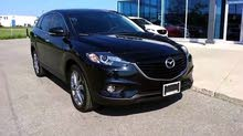 Gasoline Fuel/Power   Mazda CX-9 2015