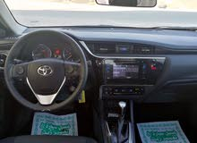 New condition Toyota Corolla 2018 with 1 - 9,999 km mileage