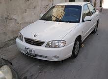 كيا سبكترا 2002 للبيع بحاله جيدة بسعر 5100 للاستفسار 0795371993