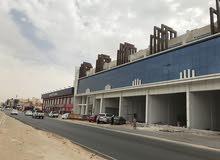 معارض تجارية بحي غرناطة على طريق الدمام الرئيسي