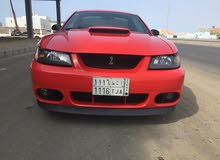 Ford Mustang 2002 For sale - Red color