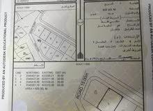 أرض للبيع في الجردا قريب المحطة نفط عمان