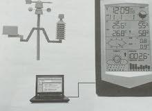 محطة أحوال الطقس weather station center