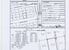 ارض صناعية للبيع فقط ب 3500 في مقشن