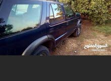 For sale Chevrolet Blazer car in Zawiya