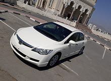 DHS 11500/= HONDA CIVIC (خليجي) - 2008 - FULL AUTOMTIC - VERY CLEAN CAR