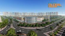 فرصه استثماريه بمدينه جلوبال سيتي عجمان اراضي سكنية  تجارية بالاقساط وبدون فوائد .