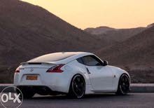 White Nissan 370Z 2011 for sale