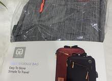 حقيبة لحفظ مستلزمات الهاتف النقال مع مخرج USB
