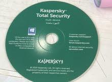انتي فايروس كاسبر2018 kaspersky total security