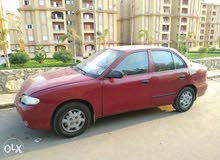 Hyundai Accent in Cairo