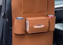 حقيبة تنظيم للسيارات بسعة بتصميم عَملي بسيط كبيرة لجميع انواع سيارات