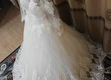 فستان زفاف للأيجار