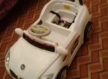 سيارة اطفال بالشحن