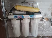 تركيب وإصلاح وصيانة جهاز تنقية المياه ( المصفي )