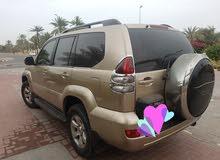 Toyota Prado very clean to communicate 0509924428 برادو نظيف جدا