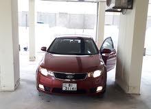 Automatic Maroon Kia 2011 for sale