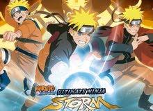 مطلوب Naruto shippuden ultimate ninja legacy