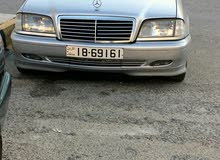 Silver Mercedes Benz C 200 1997 for sale
