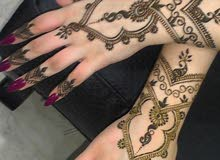 Henna and Beauty at Home& salon  - الحناء والجمال في المنزل وصالون