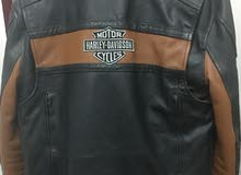 Jacket .Harley-Davidson style