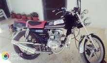 Used Yamaha motorbike available in Irbid
