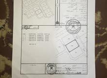 أرخص أرض بالحاجر الأولى جنبيها بيوت قائمة
