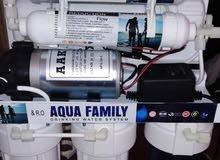 فلاتر ماء منزلي أمريكي 7 مراحل