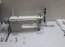 ماكينه سنجرصناعيه جديده للبيع