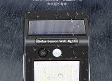 لمبات طاقة شمسية 40 ليد بسعر مغري جداً