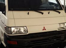 Mitsubishi Van 2007 - Manual