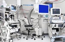 مجموعة معدات طبية للبيع