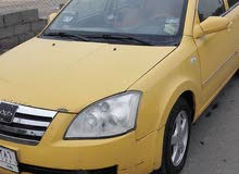 Chery A5 2011 For sale - Yellow color