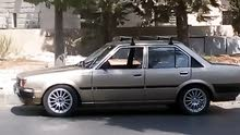 Brown Toyota Carina 1982 for sale