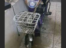 دراجه شحن جديده