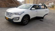 Hyundai Santa Fe car is available for sale, the car is in Used condition