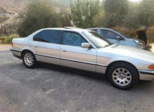 Gasoline Fuel/Power   BMW 740 2001