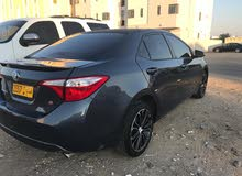 Toyota Corolla 2015 For sale - Turquoise color