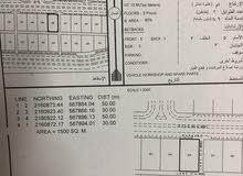 أرض صناعية للإجار في الدقم 61