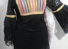 mini robe traditionnelle tunisienne 2019