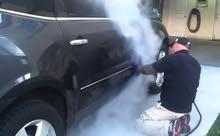 مشروع تكنولوجيا غسيل وتنظيف السيارات من الداخل والخارج بلتر ماء واحد