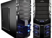 صندوق كمبيوتر احترافي 4 مراوح Gigabyte 4 Fan Sumo a