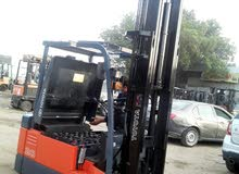 TOYOTA FORKLIFT 2009 MODEL